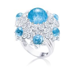 Harry Winston Paraiba Tourmaline Ring