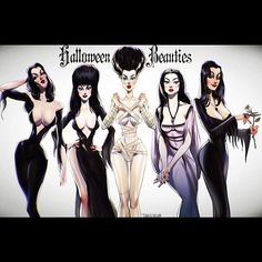 """""""My fairy goth mothers...☠⚰"""""""
