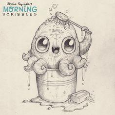 Morning+Scribbles+#283
