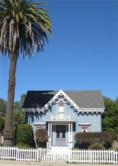 Self-guided walking tour, Mission Hill, Santa Cruz. #historichomes