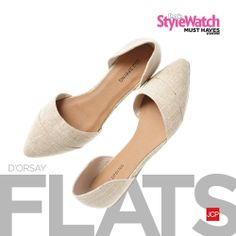 trend: dorsay flat - @People magazine magazine magazine StyleWatch editors have spoken and this is one trend that won't fall flat!