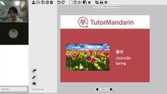 """Spring"" - Chinese Word of the Day   TutorMandarin #Langauge #mandarin #Education #onlineclasses #LearnChinese #中国語を学ぶ #学习中文"