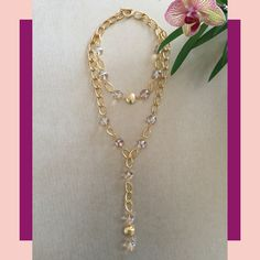 SOIE | Asesoría de Imagen | Collares | Colombia - Tienda Online | Gold & Crystal Chain, Crystals, Bracelets, Gold, Collection, Jewelry, Templates, Store, Colombia