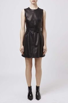 Photo 5 of Leather Mini Dress by Boutique