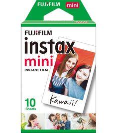 10-pak Colorfilm Instax mini Glossy - HEMA