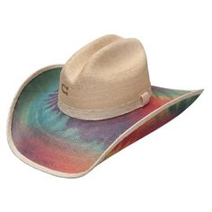 Charlie 1 Horse® To Dye For Straw Hat  tiedye  strawhat  charlie1horse   07ceb8cab5eb