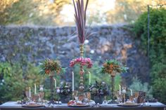 On the wedding blog: Global Bohemian Inspiration in Sonoma