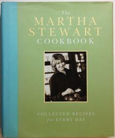 The Martha Stewart Cookbook by Martha Stewart (1995 - Hardcover)
