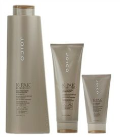 Joico K Pak Deep Penetrating Reconstructor Shampoo Conditioner The Entire