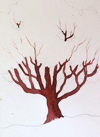 There are almost as many ways to paint trees, as there are artists to paint them.            Here are 5 different tree studies, with a vari...