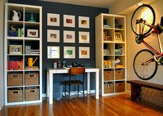 Ikea Expedit Shelving Unit - so many uses!