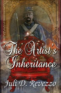 My post with author S. G. Rogers about The Artist's Inheritance