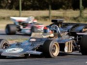 F1 Paper Model - 1972 Argentina GP Lotus 72D Paper Car Free Template Download