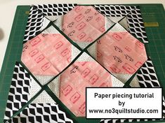 123 of paper piecing a pictorial guide