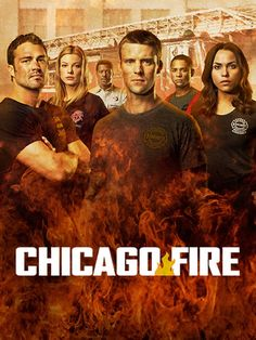Chicago Fire... Love, love, LOVE this show!!! Every character, every storyline, every actor--just fantastic.
