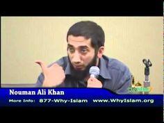 I feel Quran is reading me - Nouman Ali Khan