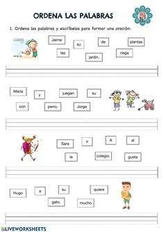 Elementary Spanish, Spanish Class, Spanish Lessons For Kids, Spanish Worksheets, School Frame, Portuguese Language, Chores For Kids, Body Systems, Hdd