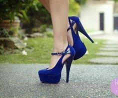 Blue royalty