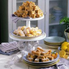 Lemon bars are a deliciously refreshing dessert at any time of year. Don't worry; we won't tell your guests how easy they were to make.