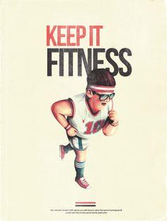 Keep it Fitness by El Diablo