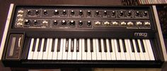 MATRIXSYNTH: MOOG MULTIMOOG Vintage Analogue Synthesizer 1978 w...