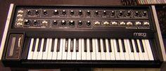 MATRIXSYNTH: MOOG MULTIMOOG Vintage Analogue Synthesizer 1978 w...