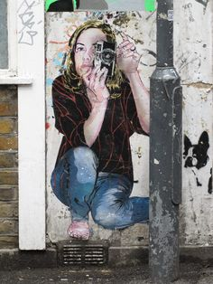 street art & graffiti London - Jana & JS | Flickr - Photo Sharing!