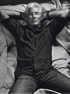 Richard Gere - now