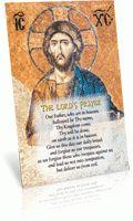Lord's Prayer - Nicene Creed card