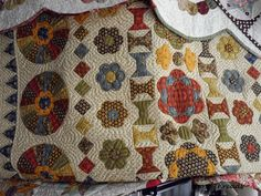 Sue Daley Row Quilt