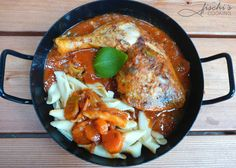 fischis cooking and more: most - paprikahenderl