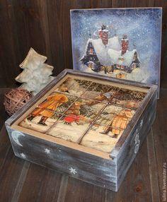 Купить или заказать Кубики 'Волшебство приходит в дом' в интернет-магазине на Ярмарке Мастеров. Набор кубиков - пазлов с трогательными сюжетами в ретро стиле, с налетом времени, слегка состаренные, из цельного дерева (бук)! В удобном коробе специально для кубиков, так же из натурального дерева. Мне кажется, такие уютные, теплые кубики полюбят дети и они будут хорошим оформлением и дополнением интерьера детской. Необыкновенный подарок! набор из 9-ти кубиков (7х7х7см) в деревянном короб...