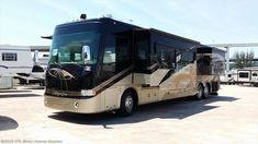 2008 Tiffin Allegro Bus 42QRP on RVUSA Motorhomes For Sale, Rvs For Sale, Tiffin Allegro, Houston, The Unit, Vehicles, Camper Trailers, Motor Homes For Sale, Cars