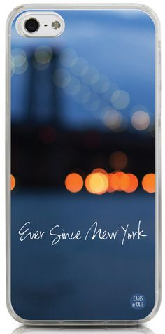 Ever Since New York Harry Styles Interchangeable Phone Case by Cases by Kate