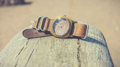 Magrette www.punavuorenranneke.com Wood Watch, Watches, Accessories, Fashion, Wooden Clock, Moda, Wristwatches, Fashion Styles, Clocks