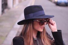 Amelia Liana Hat and Prada Sunnies