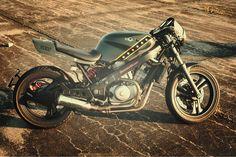 Honda NTV 650 | Motorholik