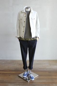 Suggestion of The Men's Pre Spring Style