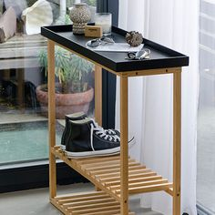 Hello Storage Table - Blk/Oak - alt_image_three
