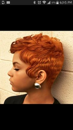 I wouldnt get this color but its cute on her