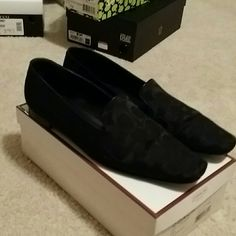 Black Coach flats Black Coach flats Coach Shoes Flats & Loafers