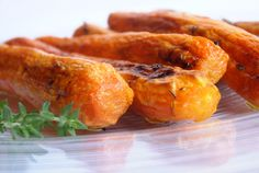 relaxotour: Sült sárgarépa Shrimp, Paleo, Food, Essen, Beach Wrap, Meals, Yemek, Eten, Paleo Food