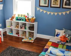 9 Simple Steps to Setting Up A Montessori-Style ToddlerBedroom
