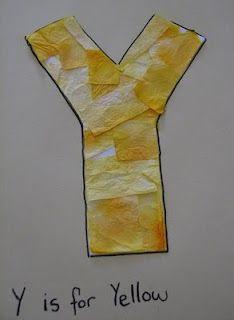 Unit 26 - Y Yellow