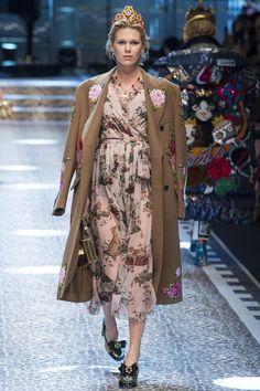 Défilé Dolce & Gabbana prêt-à-porter femme automne-hiver 2017-2018 53