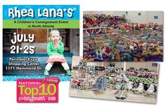 National Top 10 Sale - Rhea Lana's of North Atlanta