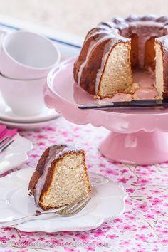 Rhubarb Bundt Cake