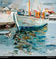 'Art to me is so special. It's a passion and purpose; it is the essence of my being'' - Josef Kote