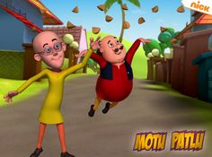 4k Hd Wallpapers Cartoon Moto Patloo Funny Image Motu Patlu Ki Jorri