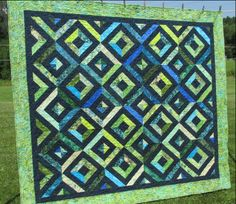 Summer in the Park pattern from Missouri Star Quilt Company